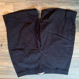 JCrew Bermuda Shorts Navy Size 4